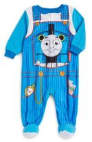AME Sleepwear Baby Boy's Thomas the Train Footie Pajamas