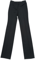 Burberry Wide Wool Trousers