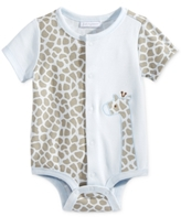 First Impressions Giraffe Cotton Creeper, Baby Boys (0-24 months)