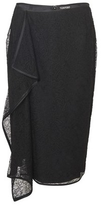 Tom Ford Lace Skirt