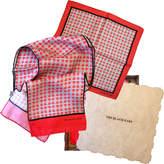 Silk Scarf & Pocket Square Set 2