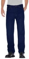 Dickies Men's Big & Tall Regular Straight Fit Denim 5-Pocket Jeans