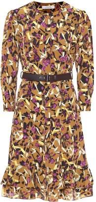 Schumacher Dorothee Abstract Flowering shirt dress