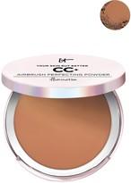 It Cosmetics CC+ Airbrush Perfecting Powder Illumination - Deep