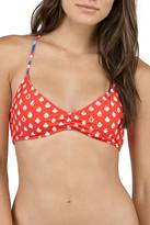 Volcom Pride Reversible Bikini Top