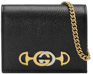 Gucci Zumi card case