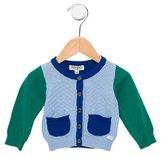 Kenzo Boys' Knit Colorblock Cardigan w/ Tags