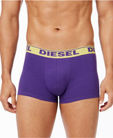 Diesel Men's Fresh & Bright Cotton Stretch Shawn Trunks 3-Pack