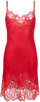 Givenchy satin slip dress