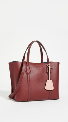 Tory Burch Perry Small Triple Compartment Tote