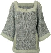 A.N.G.E.L.O. Vintage Cult 1980's armour inspired jumper