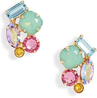 Sorrelli Cora Cluster Stud Earrings