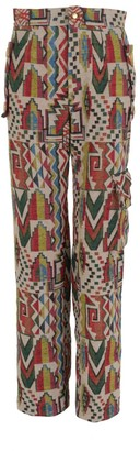 Relax Baby Be Cool Multicolour Long Trousers With Pockets