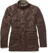 Belstaff - Roadmaster Slim-fit Waxed-cotton Jacket