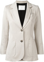 Societe Anonyme Summer C jacket - women - Silk/Cotton - 40