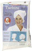 Leachco Turbini - Towel Wrap For Hair - White by