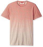 Ben Sherman Men's Ombre Gingham T-Shirt