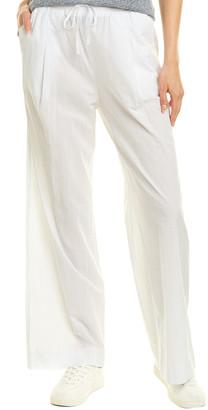 James Perse Oversized Stripe Pajama Pant