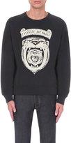 Gucci Tiger-print Cotton-jersey Sweatshirt