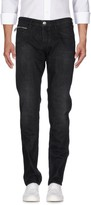 Emporio Armani Denim pants - Item 42567736