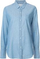 Nili Lotan slim-fit denim shirt - women - Cotton - XS