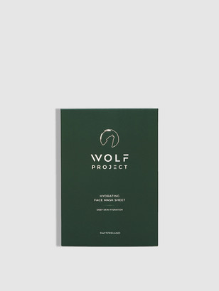 Wolf Project Hydrating Face Mask Sheet - 5 Pack