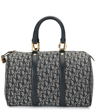 Christian Dior pre-owned Trotter Boston tote bag