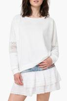 Desigual Sweatshirt Lino Lace
