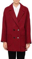 RED Valentino Herringbone Coat
