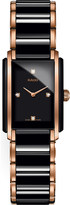 Rado R20612712 Integral ceramic and rose gold watch