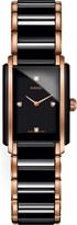 Rado R20612712 Integral ceramic and rose gold watch