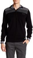 HUGO BOSS Zelchior Quarter Zip Pullover
