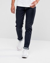 Saints Row Skinny Fit Jeans In Blue