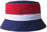 Kangol Bold Stripe Bucket Hat