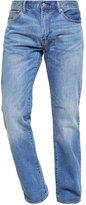 Gap Gap Straight Fit Straight Leg Jeans Bright Medium