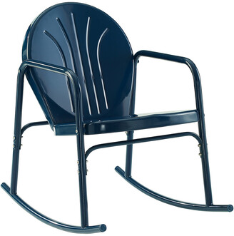 Crosley Griffith 2Pc Outdoor Rocking Chair Set