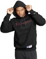 Champion Men's Retro Graphic Pullover Hoodie__2XL