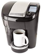 Keurig Black/Silver Vue V500 Single Brewer