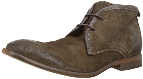 H By Hudson Men's Cruise Suede Chukka Boot