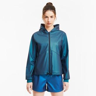 Puma Train Warm Up Women's Shimmer Jacket