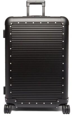 Fabbrica Pelletterie Milano - Bank Spinner 68 Check-in Suitcase - Mens - Black