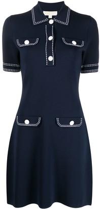 MICHAEL Michael Kors Short-Sleeved Shirt Dress