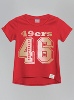 Junk Food Clothing San Francisco 49ers-licorice-m
