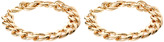 Asos Pack Of Two Chain Bracelets