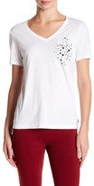Converse Short Sleeve Chest Pocket Graphic Tee