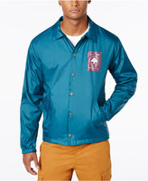 Lrg Men's Life Roots Coach Jacket