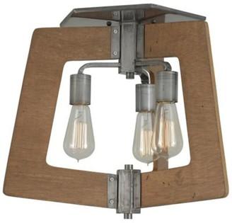 Varaluz Lofty Semi-Flushmount Light