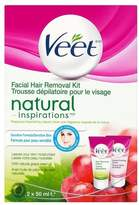 Veet Face Cream 2x50ml (Naturals)
