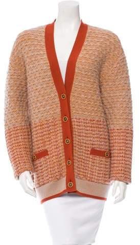 Chanel Cashmere Silk Cardigan w/ Tags