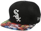New Era Cap Men's Viza Print Chicago White Sox Star Wars 9Fifty Snapback Cap